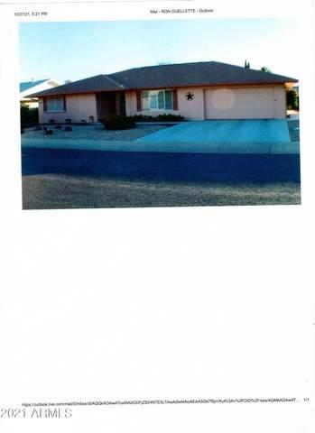 13207 W Ashwood Drive, Sun City West, AZ 85375 (MLS #6313324) :: The Ethridge Team
