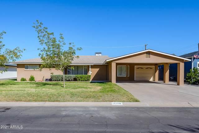 4114 E Mitchell Drive, Phoenix, AZ 85018 (MLS #6313326) :: The Ethridge Team