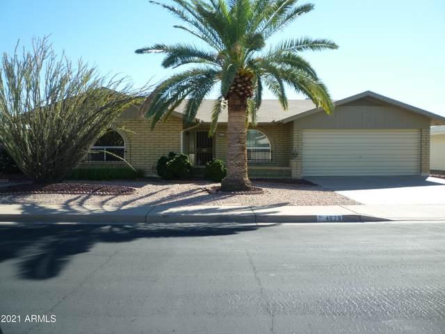 4629 E Calypso Avenue, Mesa, AZ 85206 (MLS #6313330) :: The Ethridge Team
