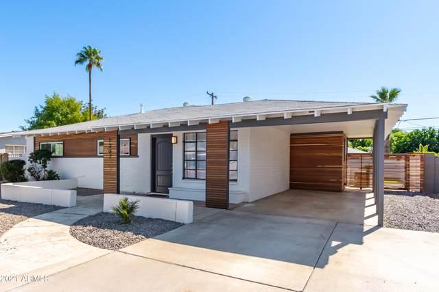 1307 W Coolidge Street, Phoenix, AZ 85013 (MLS #6313343) :: The Ethridge Team