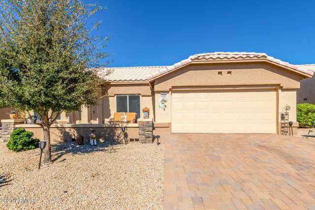 14236 W Caballero Drive, Sun City West, AZ 85375 (MLS #6313363) :: The Ethridge Team