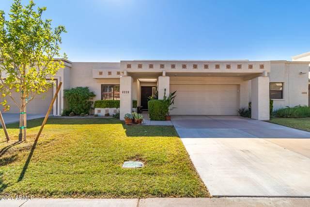 7637 E Vista Drive, Scottsdale, AZ 85250 (MLS #6313372) :: The Ethridge Team