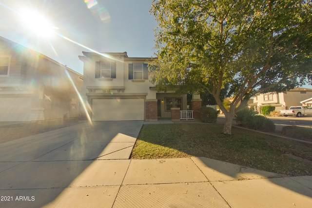 10607 E Olla Avenue, Mesa, AZ 85212 (MLS #6313383) :: The Ethridge Team