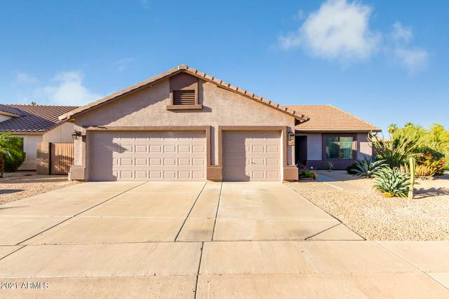 10126 E Pampa Avenue, Mesa, AZ 85212 (MLS #6313385) :: The Ethridge Team
