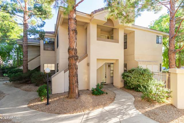 6885 E Cochise Road #119, Paradise Valley, AZ 85253 (MLS #6313391) :: The Ethridge Team