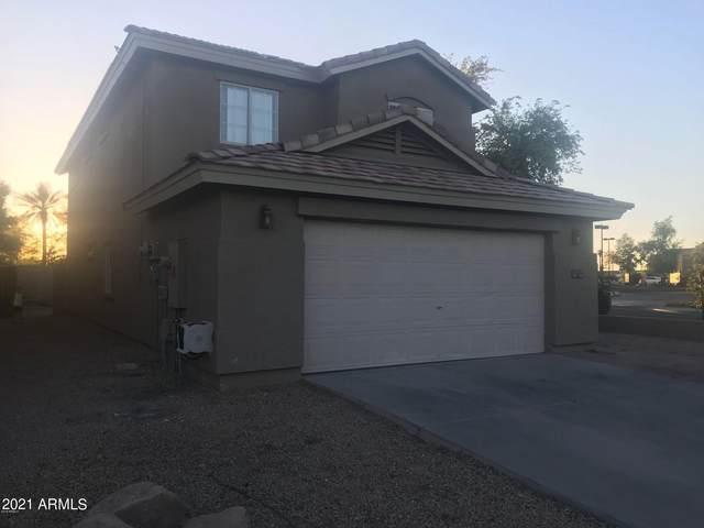 7784 N 58TH Lane, Glendale, AZ 85301 (MLS #6313397) :: The Ethridge Team