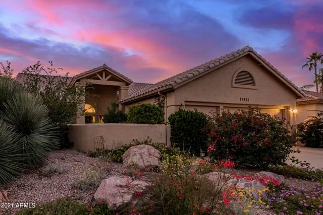 25822 S Ribbonwood Drive, Sun Lakes, AZ 85248 (MLS #6313408) :: The Ethridge Team