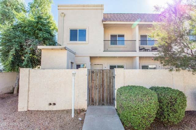 2311 E Hartford Avenue #36, Phoenix, AZ 85022 (MLS #6313419) :: The Ethridge Team