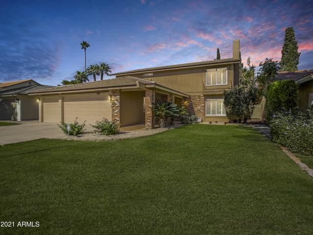 950 E Morningstar Lane, Tempe, AZ 85283 (MLS #6313423) :: Yost Realty Group at RE/MAX Casa Grande