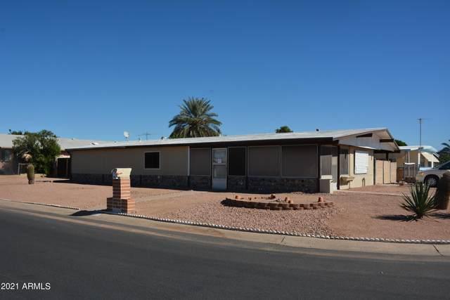 737 S 87TH Way, Mesa, AZ 85208 (MLS #6313425) :: The Ethridge Team