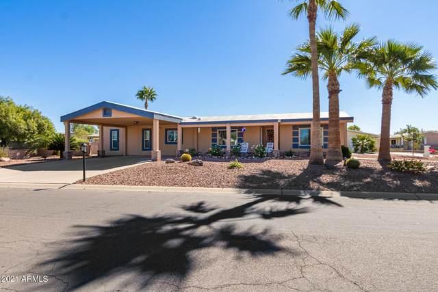 9325 E Sun Lakes Boulevard S, Sun Lakes, AZ 85248 (MLS #6313432) :: The Ethridge Team