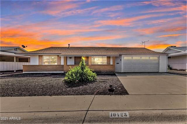 10423 W Kelso Drive, Sun City, AZ 85351 (MLS #6313451) :: The Ethridge Team