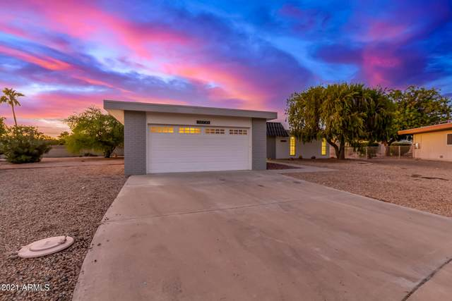 10730 W Garnette Drive, Sun City, AZ 85373 (MLS #6313456) :: The Ethridge Team
