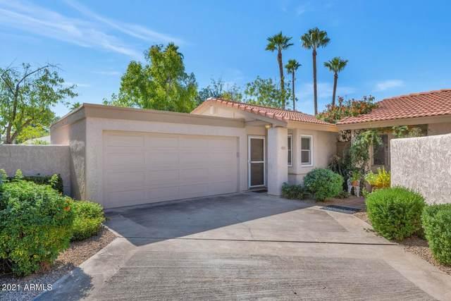 6270 N 78TH Street #335, Scottsdale, AZ 85250 (MLS #6313483) :: The Ethridge Team