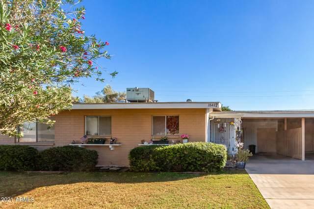 10407 W Audrey Drive, Sun City, AZ 85351 (MLS #6313484) :: The Ethridge Team