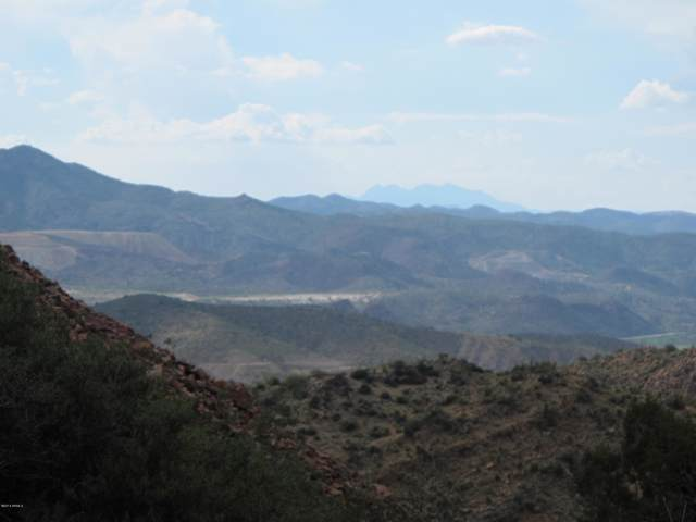 lot 144 Over Hill Road, Globe, AZ 85502 (MLS #5160574) :: The Copa Team | The Maricopa Real Estate Company