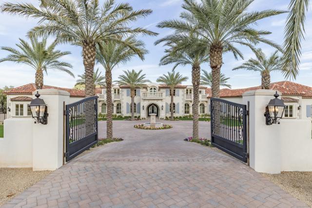 5315 N Wilkinson Road, Paradise Valley, AZ 85253 (MLS #5366418) :: The Garcia Group
