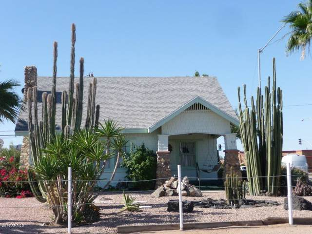 323 W 8TH Street, Casa Grande, AZ 85122 (MLS #5446031) :: Brett Tanner Home Selling Team