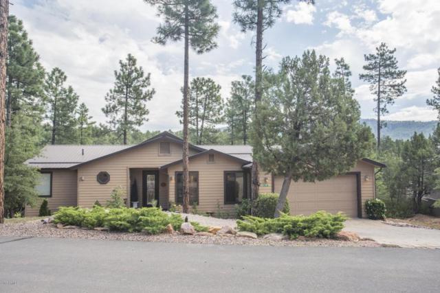 4391 Strawberry Hollow, Pine, AZ 85544 (MLS #5494522) :: Yost Realty Group at RE/MAX Casa Grande