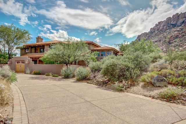 11387 E Yearling Drive, Scottsdale, AZ 85255 (MLS #5504701) :: Occasio Realty