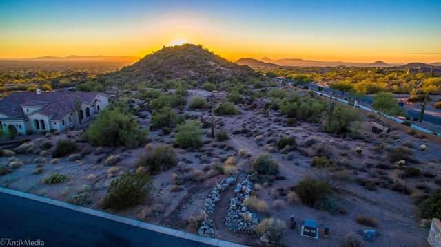 3460 N Wild Horse Trail, Mesa, AZ 85207 (MLS #5510757) :: Conway Real Estate