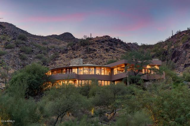 4502 E Foothill Drive, Paradise Valley, AZ 85253 (MLS #5518706) :: The Wehner Group