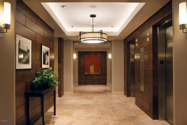 2211 E Camelback Road #1101, Phoenix, AZ 85016 (MLS #5544941) :: Brett Tanner Home Selling Team