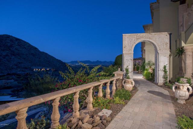 5801 E Quartz Mountain Road, Paradise Valley, AZ 85253 (MLS #5597629) :: Lux Home Group at  Keller Williams Realty Phoenix