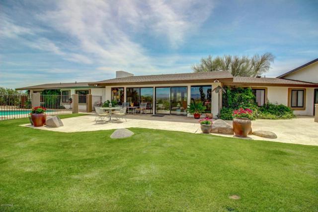 465 N Lazy Fox Drive, Wickenburg, AZ 85390 (MLS #5598438) :: Occasio Realty