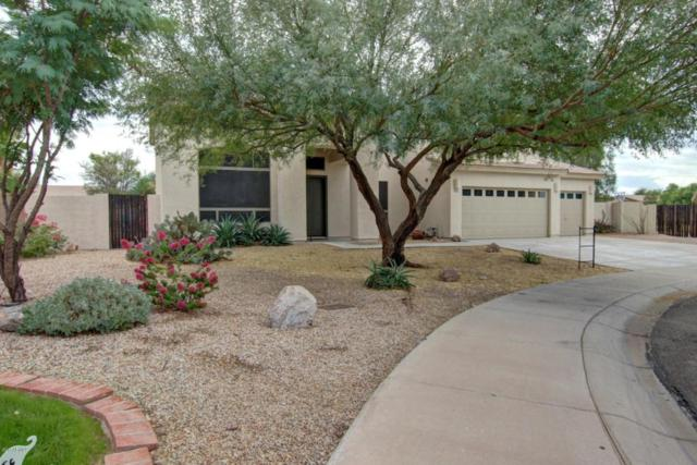 11161 S Star Court, Goodyear, AZ 85338 (MLS #5610503) :: The Garcia Group @ My Home Group