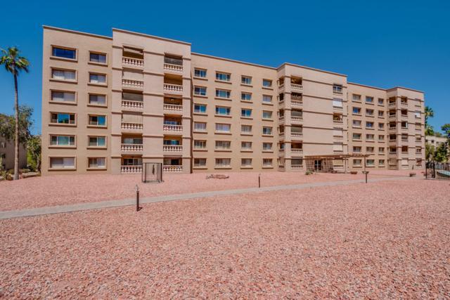 7820 E Camelback Road #202, Scottsdale, AZ 85251 (MLS #5615644) :: Desert Home Premier