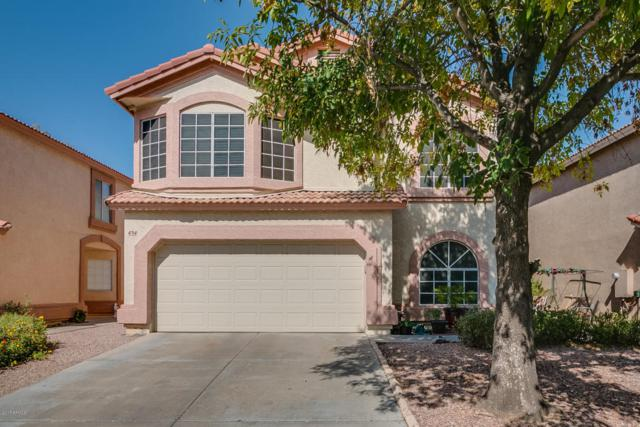 434 N Cobblestone Street, Gilbert, AZ 85234 (MLS #5624564) :: Sibbach Team - Realty One Group