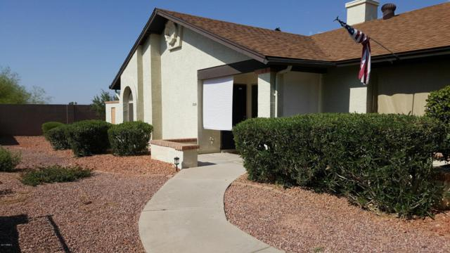 8140 N 107TH Avenue #309, Peoria, AZ 85345 (MLS #5624757) :: Kortright Group - West USA Realty