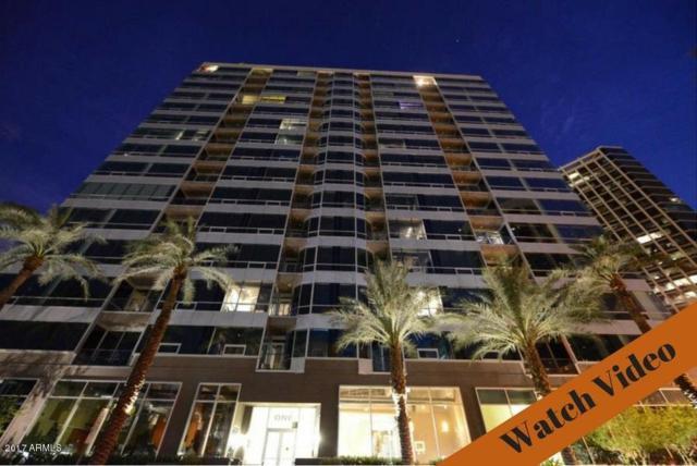1 E Lexington Avenue #908, Phoenix, AZ 85012 (MLS #5632918) :: Private Client Team