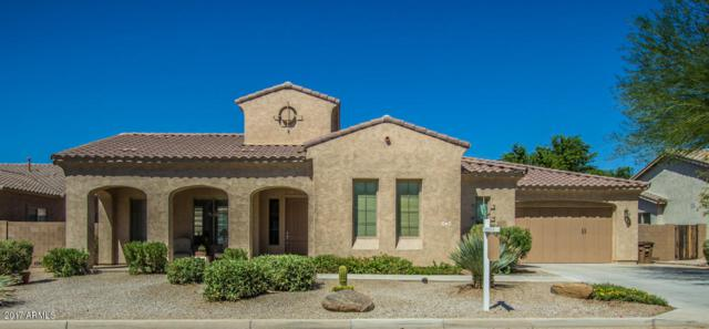 20368 E Camina Buena Vista, Queen Creek, AZ 85142 (MLS #5634920) :: The Daniel Montez Real Estate Group