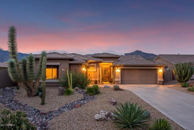 3881 S Nolina Lane, Gold Canyon, AZ 85118 (MLS #5636172) :: The Pete Dijkstra Team