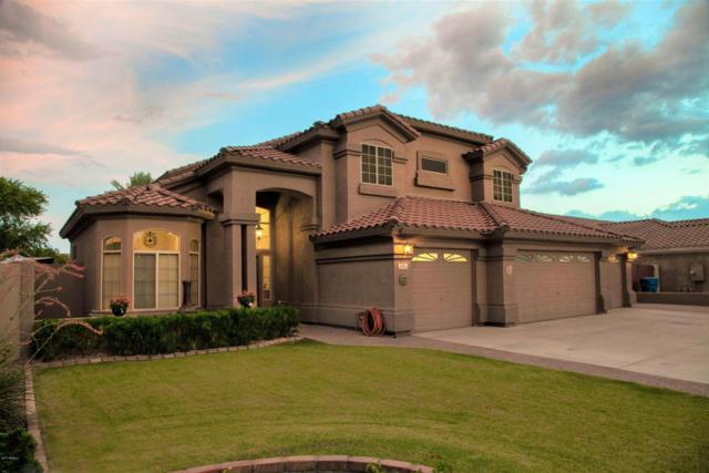115 W Sheffield Avenue, Gilbert, AZ 85233 (MLS #5636906) :: The Pete Dijkstra Team