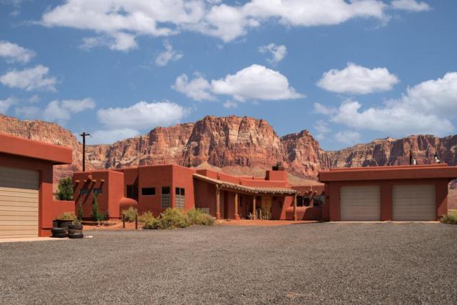 0 N Badger Creek Road, Marble Canyon, AZ 86036 (MLS #5644396) :: My Home Group