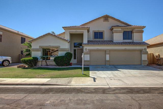 6863 E Milagro Avenue, Mesa, AZ 85209 (MLS #5648280) :: The Bill and Cindy Flowers Team