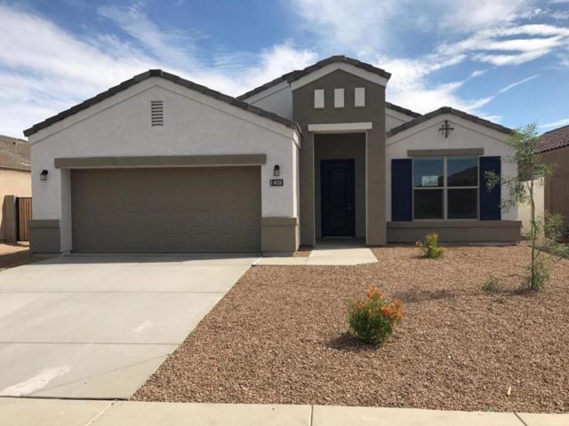 4133 W Goldmine Mountain Drive, Queen Creek, AZ 85142 (MLS #5649094) :: Brett Tanner Home Selling Team
