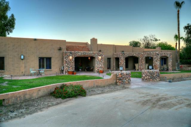4844 E Tomahawk Trail, Paradise Valley, AZ 85253 (MLS #5649264) :: Lux Home Group at  Keller Williams Realty Phoenix