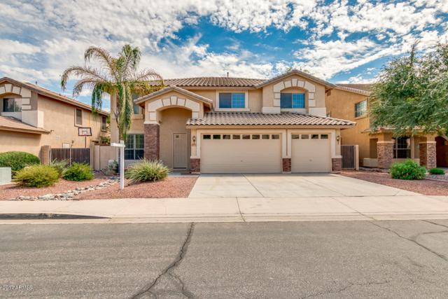 2757 E Teakwood Place, Chandler, AZ 85249 (MLS #5649596) :: The Bill and Cindy Flowers Team