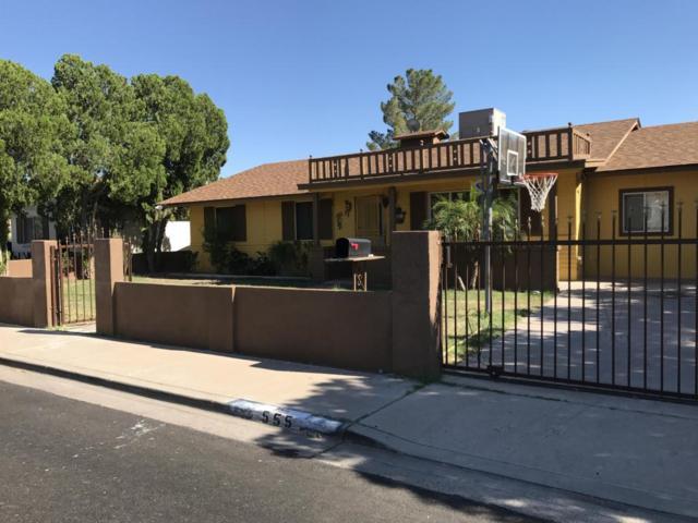 555 W Edgewood Avenue, Mesa, AZ 85210 (MLS #5649728) :: The Bill and Cindy Flowers Team