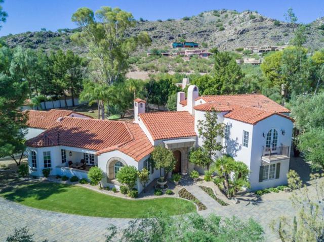 6543 E Hummingbird Lane, Paradise Valley, AZ 85253 (MLS #5651540) :: Lux Home Group at  Keller Williams Realty Phoenix