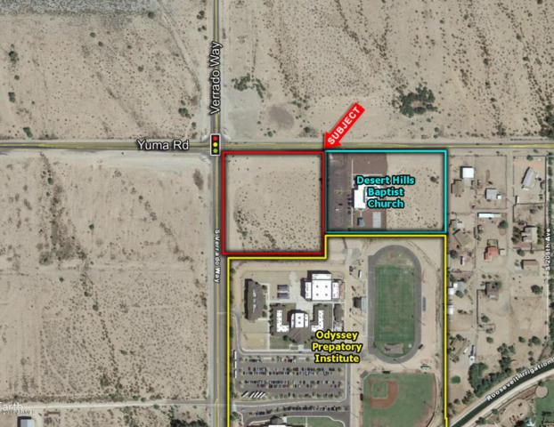 1495 S Airport Road, Buckeye, AZ 85326 (MLS #5652986) :: Yost Realty Group at RE/MAX Casa Grande