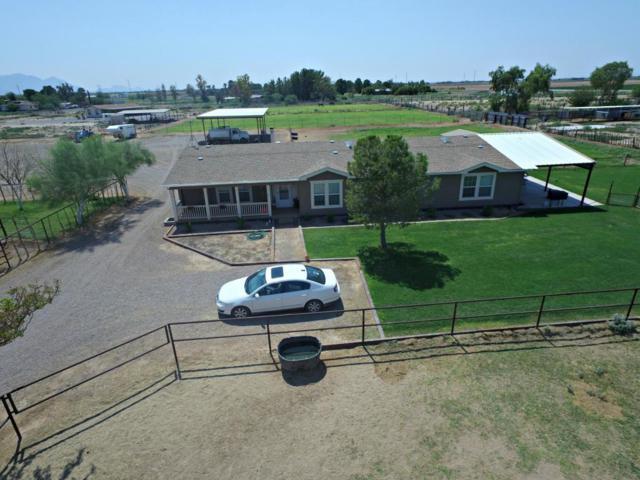 4259 E Saddleback Road, Coolidge, AZ 85128 (MLS #5655159) :: The Daniel Montez Real Estate Group