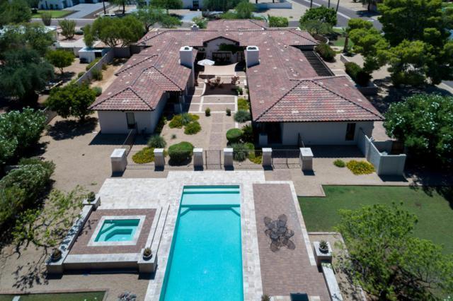 6036 E Via Estrella Avenue, Paradise Valley, AZ 85253 (MLS #5655807) :: Lux Home Group at  Keller Williams Realty Phoenix