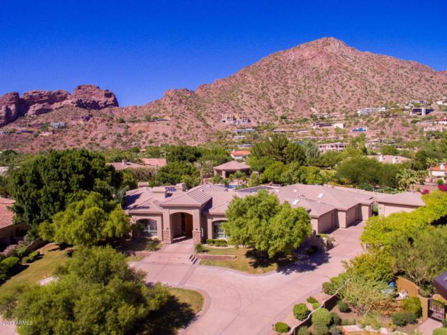 5134 E Palomino Road, Phoenix, AZ 85018 (MLS #5659646) :: Santizo Realty Group