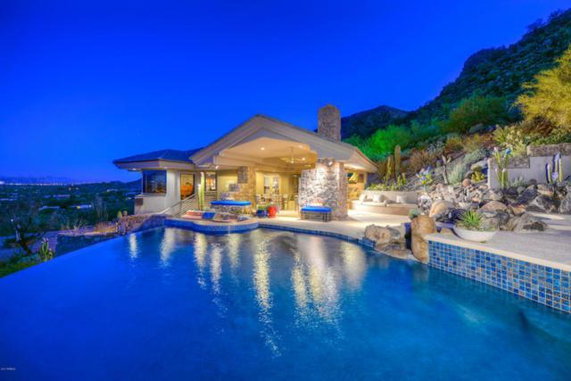 8060 N Mummy Mountain Road, Paradise Valley, AZ 85253 (MLS #5664595) :: The Daniel Montez Real Estate Group