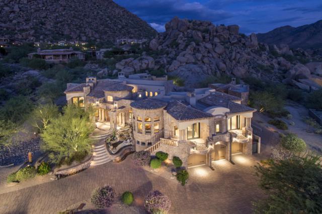 10797 E Buckskin Trail, Scottsdale, AZ 85255 (MLS #5667690) :: The Garcia Group